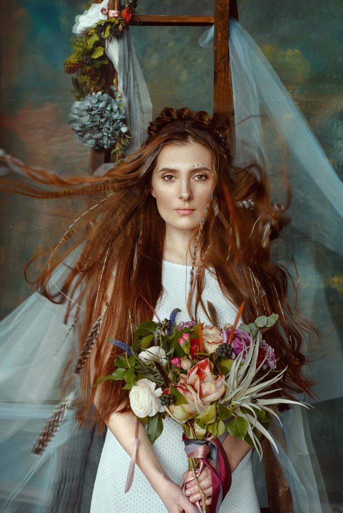 дизайнерское свадебное платье катерина кулида