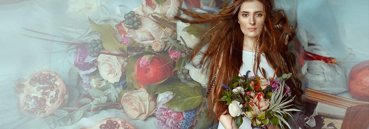 Свадебное платье от Katerina Kulida